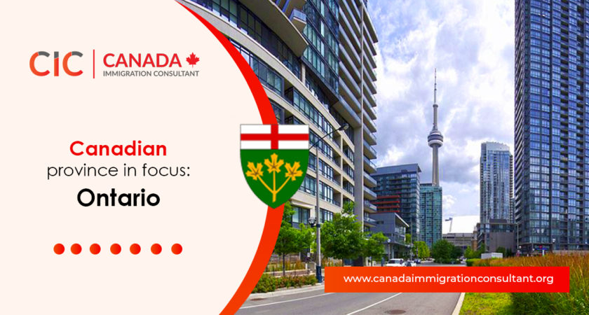 Look for exciting opportunities in the Canadian province of Ontario