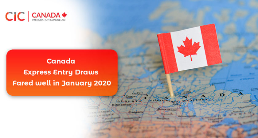 January 2020 has been excellent for Canada Express Entry Draws